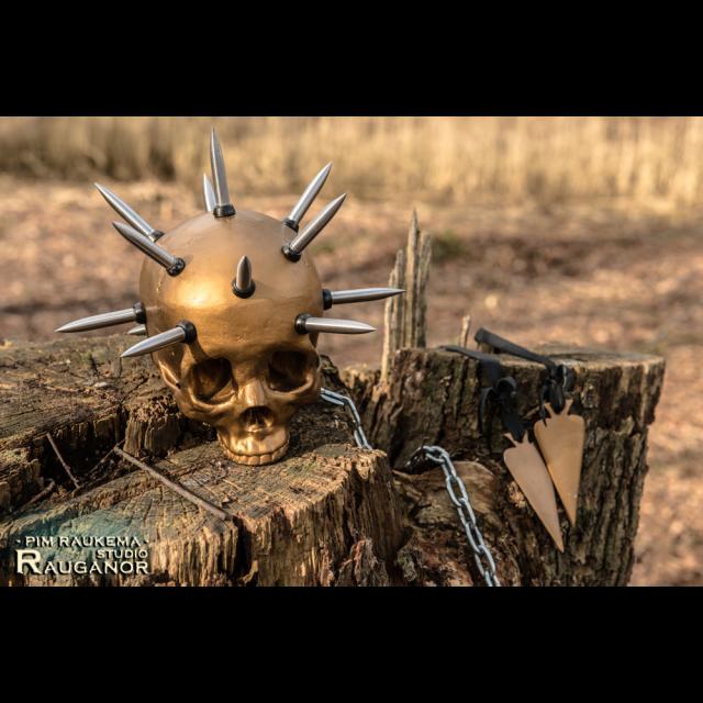 SpikedSkull